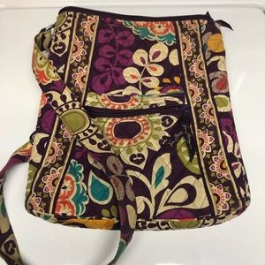 Preloved Vera Bradley Crossover Purse